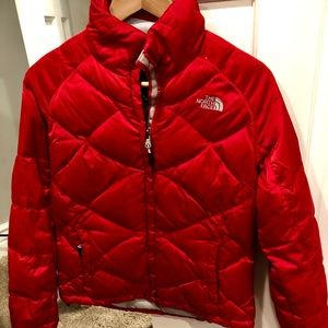 The North Face 550 fill down jacket